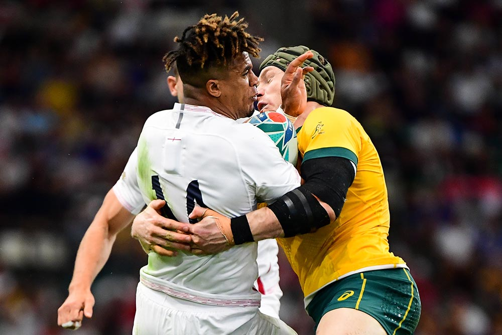 Rugby World Cup 2019: Australia vs England, Oita
