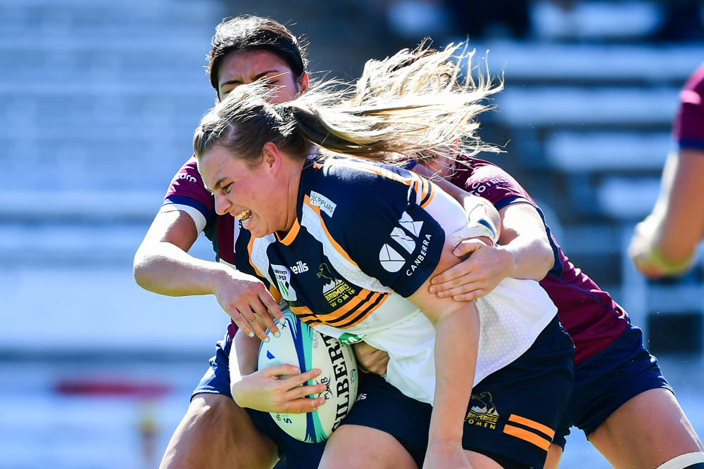 Rugby Australia Awards 2019: Super W Player of the Year - Tayla Stanford