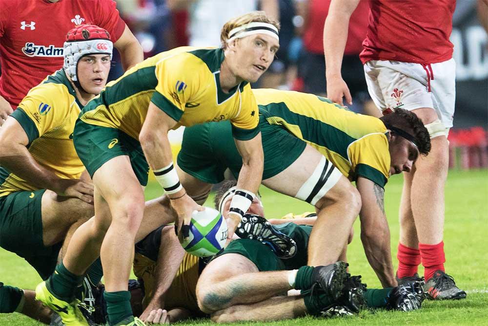2018 World Rugby U20s Championship Junior Wallabies vs Wales
