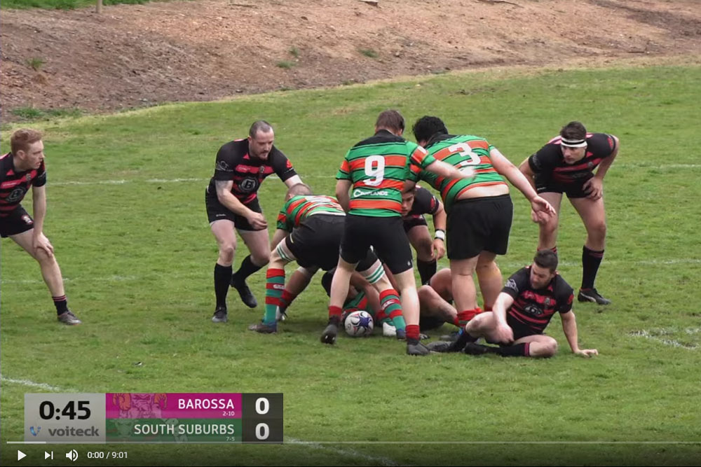 Highlights Barossa vs Southern Suburbs | Round 13, 2019