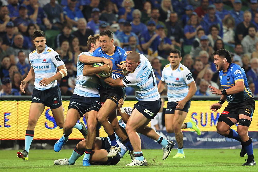 Harvey Norman Super Rugby AU Round Nine: Force v Waratahs