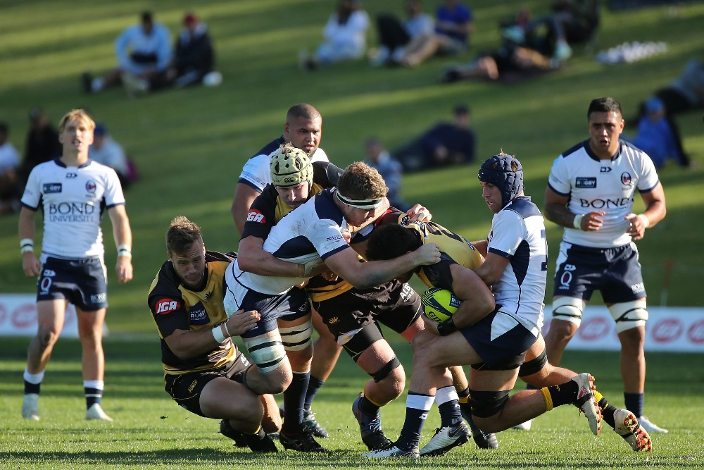 2019 NRC Round One: Western Force v Queensland Country