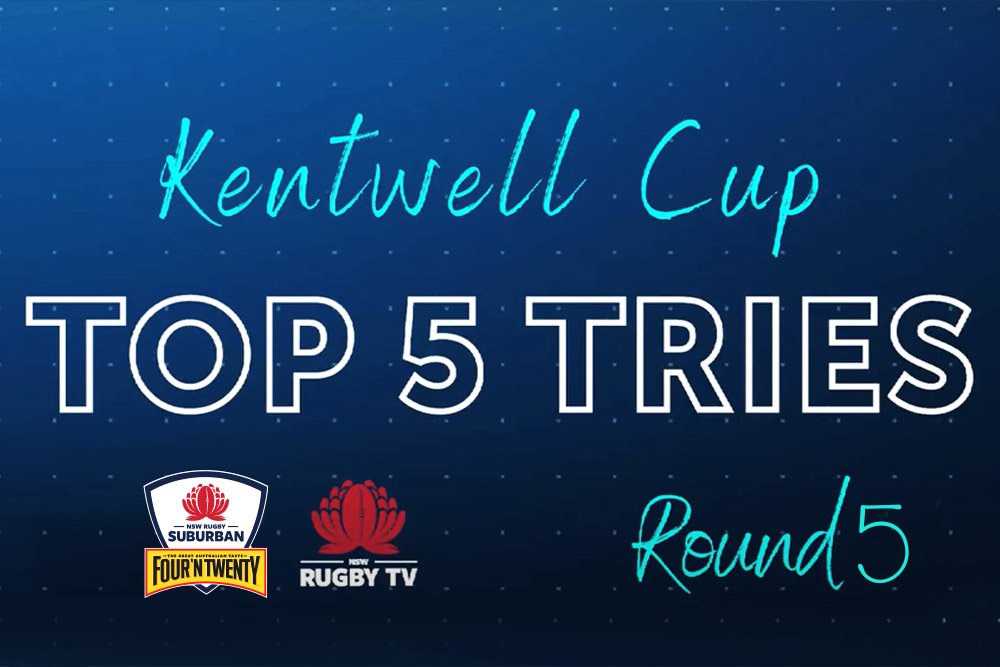 Subbies: Kentwell Cup RD 5 - Top 5 Tries