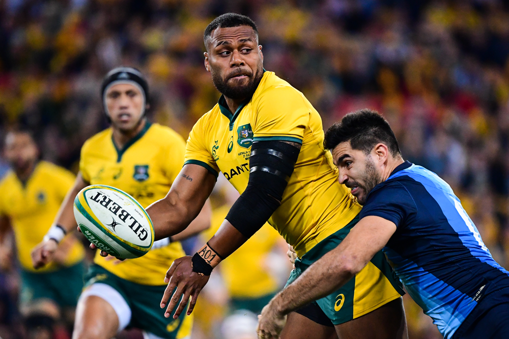 The Rugby Championship 2019: Wallabies vs Argentina