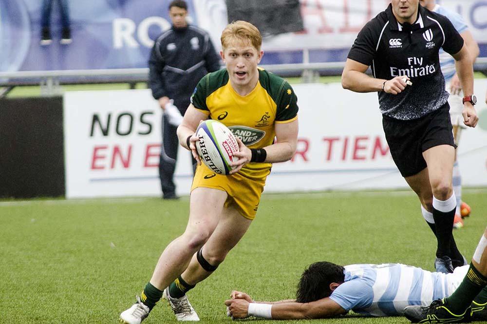 World Rugby U20s Championship: Junior Wallabies vs Argentina