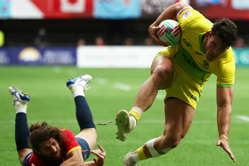 Canada Sevens: Day one