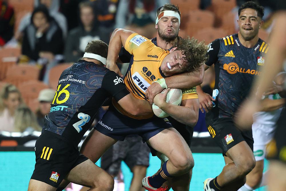 Harvey Norman Super Rugby Trans-Tasman: Chiefs v Brumbies highlights