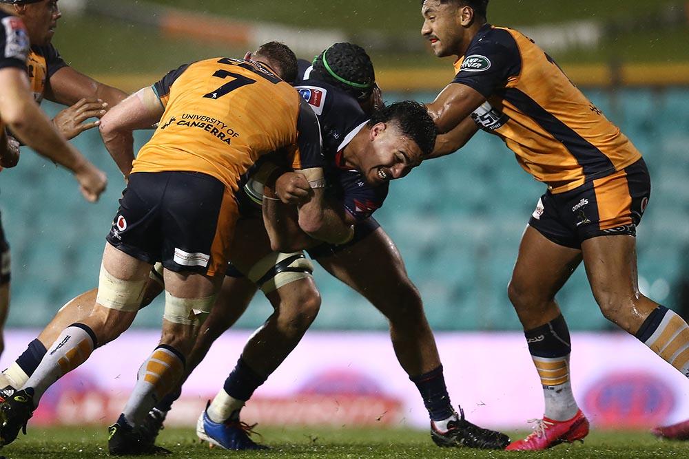 Vodafone Super Rugby AU Round Six: Rebels vs Brumbies