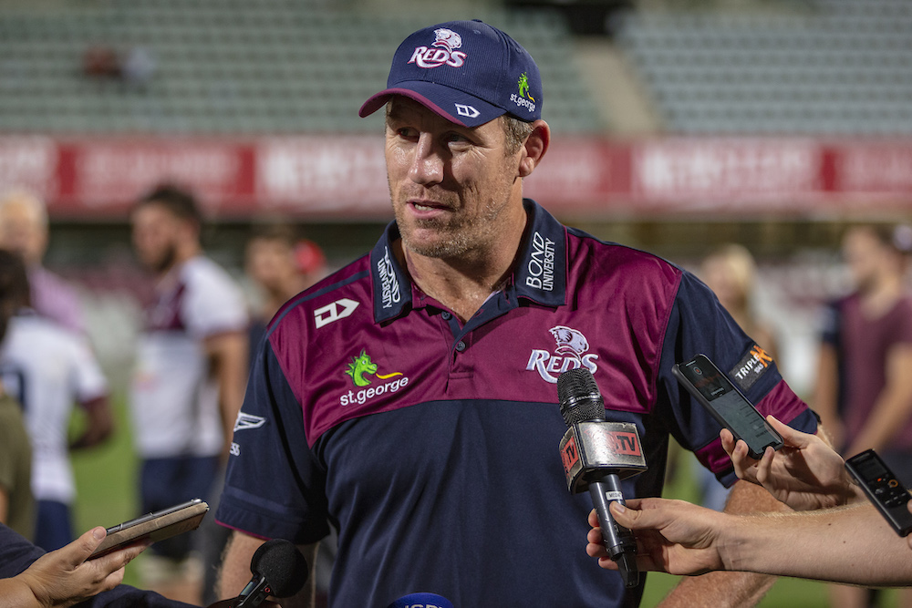 Brad Thorn on culture at Ballymore