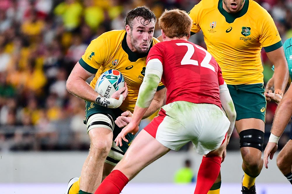 Rugby World Cup 2019: Australia vs Wales, Tokyo