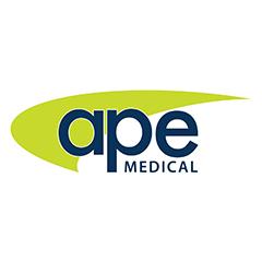 Ape Medical Logo Reds