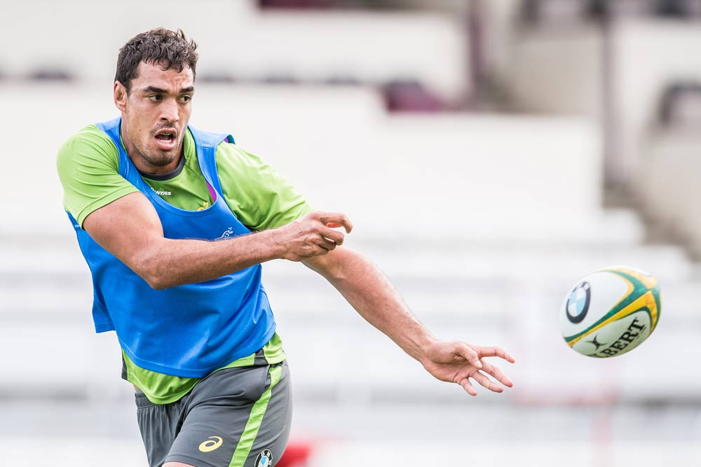 Rory Arnold looms as a front runner for a Wallabies debut. Photo: ARU Media/Stu Walmsley