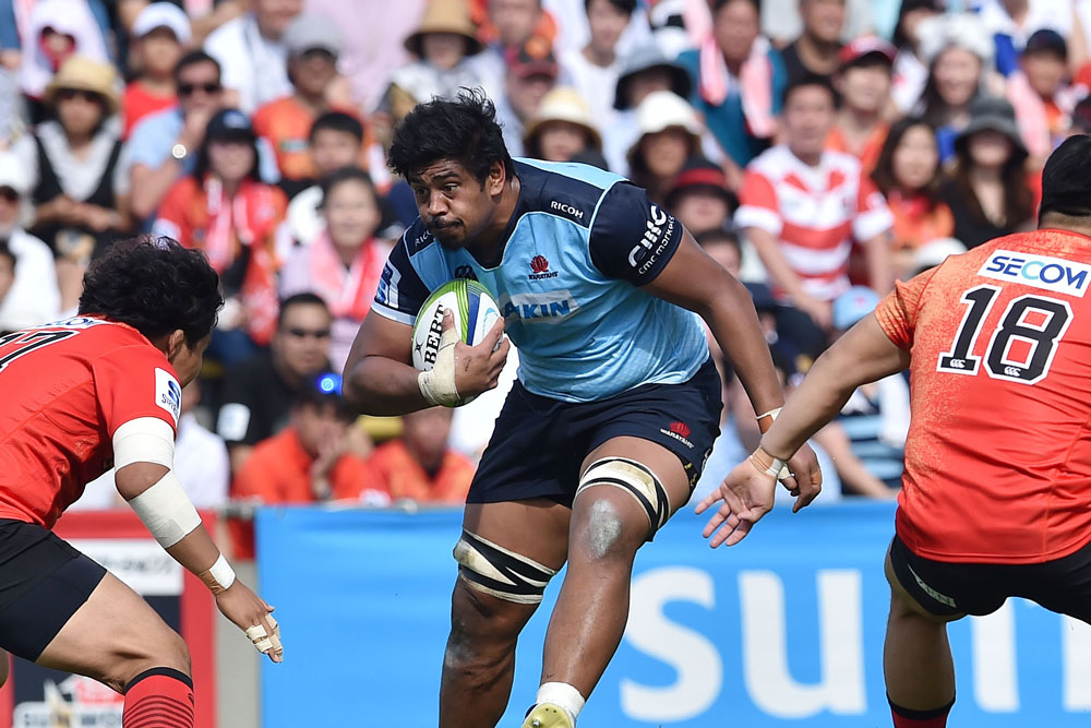 Will Skelton says the Waratahs need to play 'Waratah footy'. Photo: Getty Images