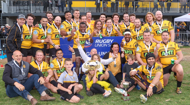 Premier Grade Rugby