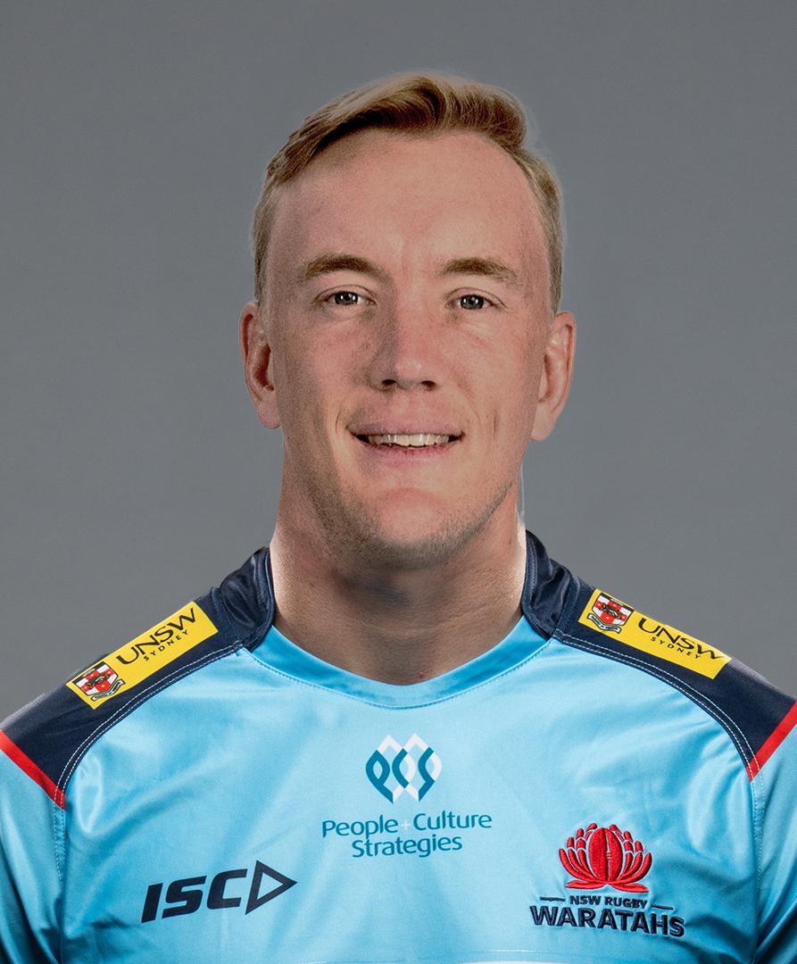Hugh Sinclair Player Profile Waratahs