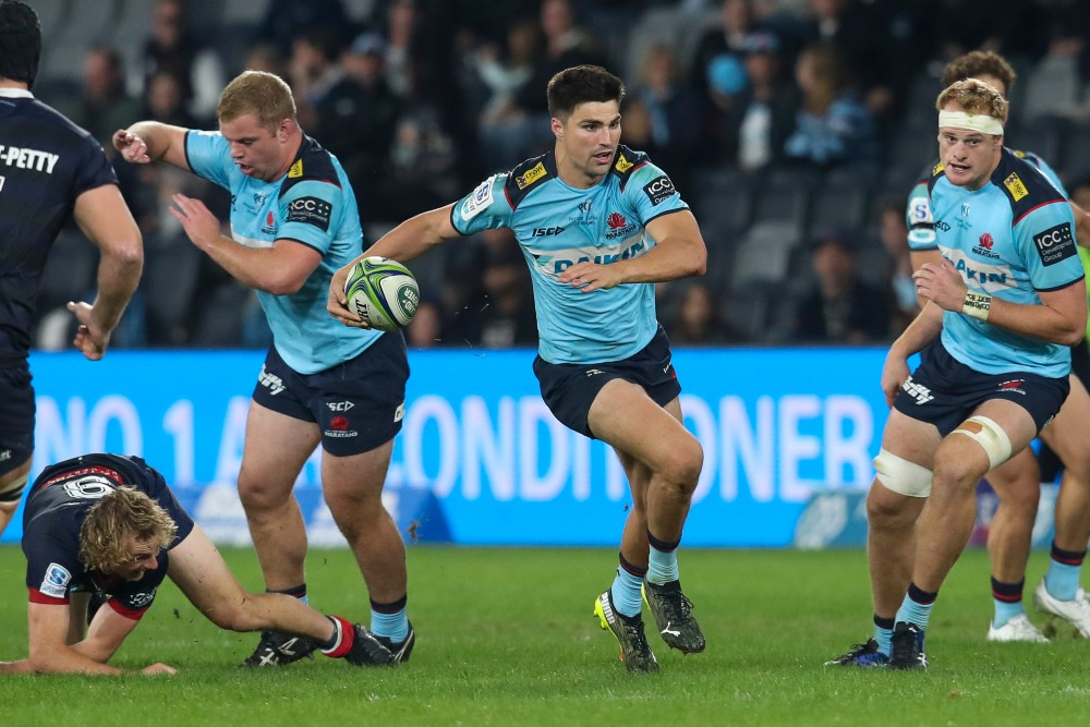 Jack Maddocks is hoping a fresh approach can help turn around his fortunes ahead of Super Rugby Trans-Tasman. Photo: Getty Images