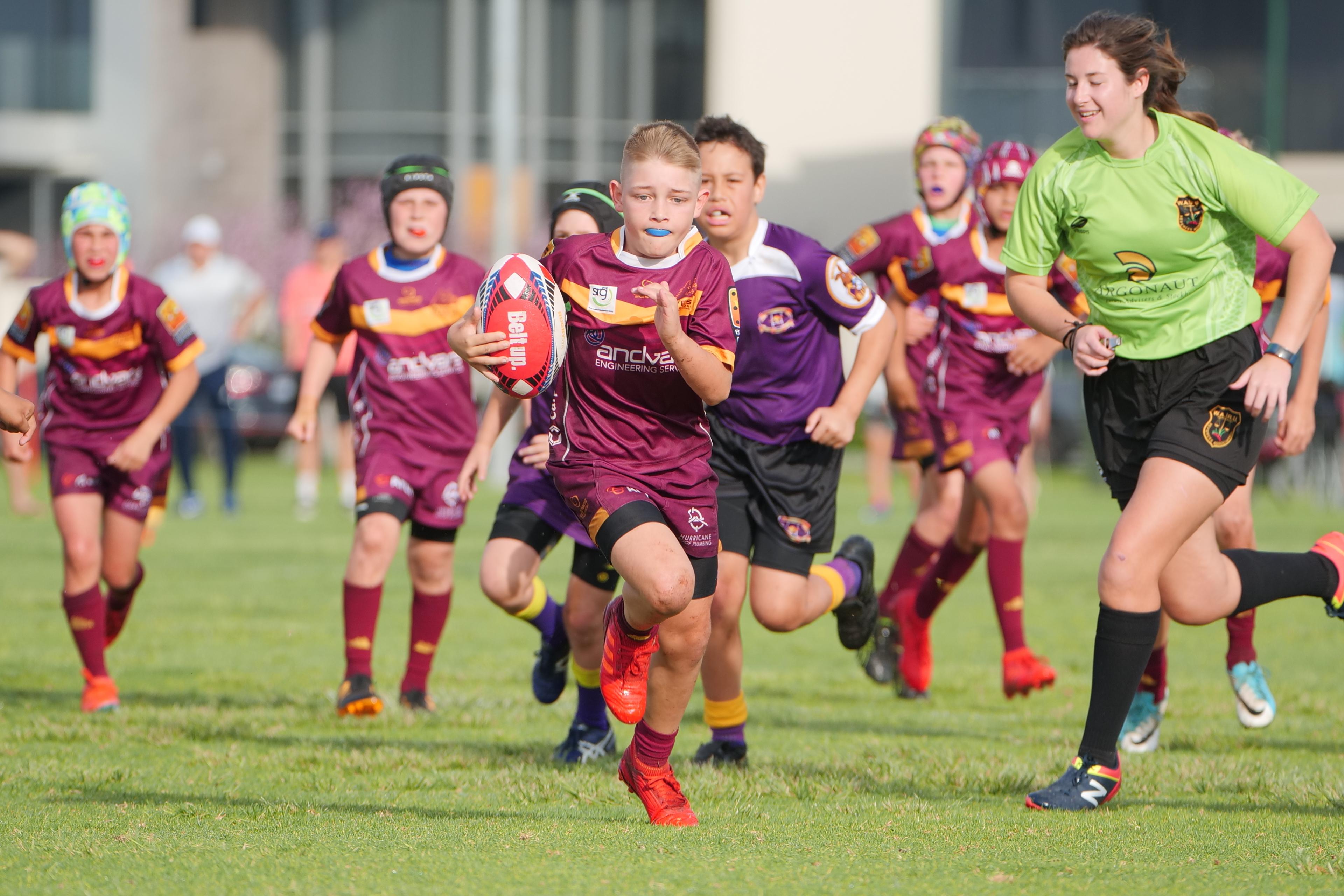 WA Boys Rugby