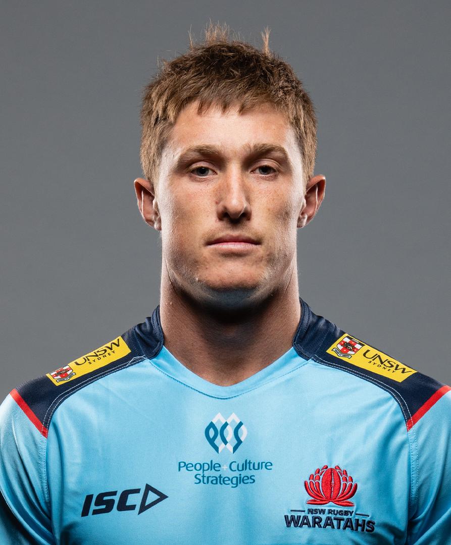 Alex Newsome Player Profile Waratahs