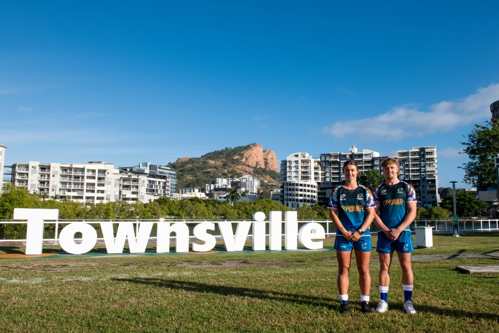 The captains are confirmed for the Oceania teams. Photo: Harrison Wakeling