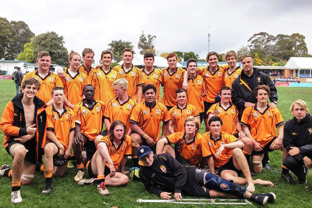 NSW Foundation Country Rugby