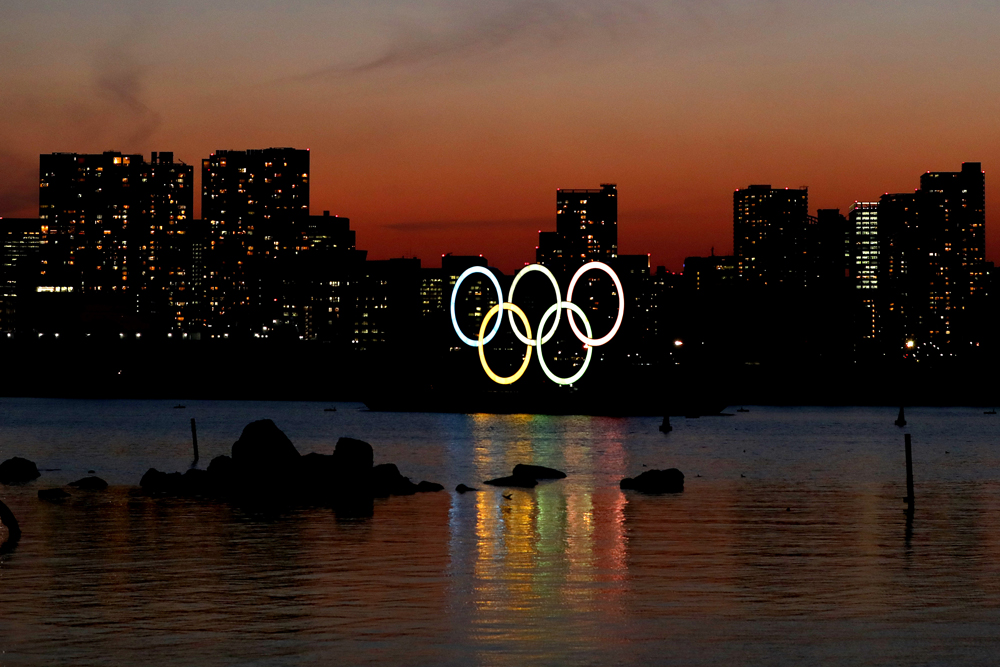 The Tokyo Olympics could be postponed as the coronavirus pandemic contrinues. Photo: Getty Images