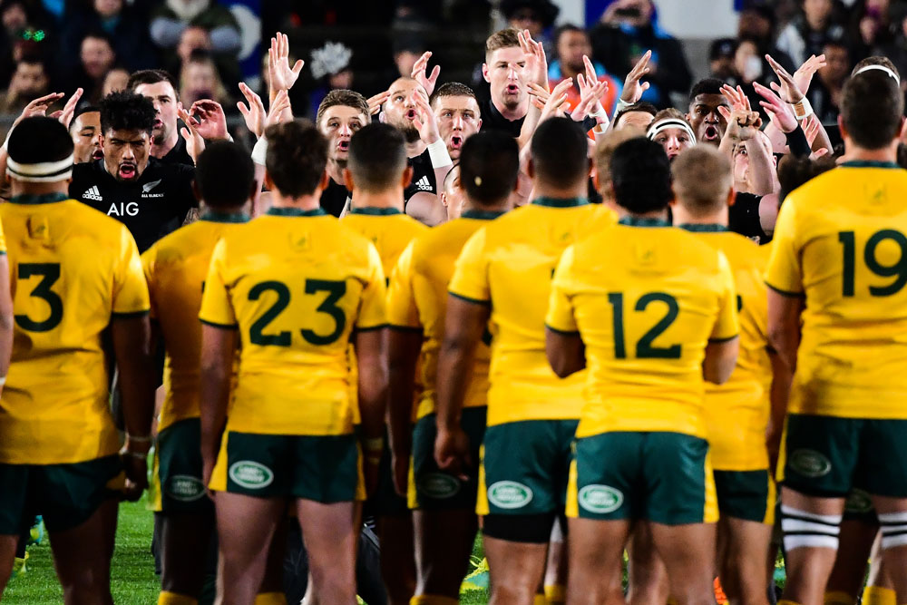 The Rugby Championship is set for a revamp. Photo: RUGBY.com.au/Stuart Walmsley