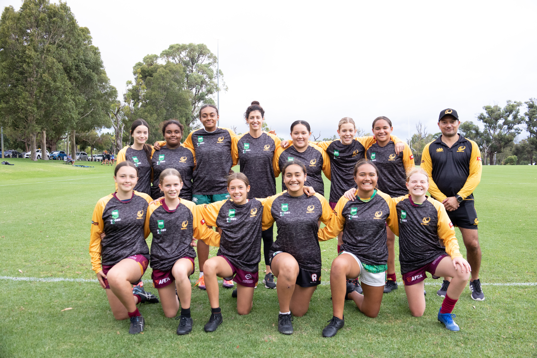 RugbyWA Girls Development Squad
