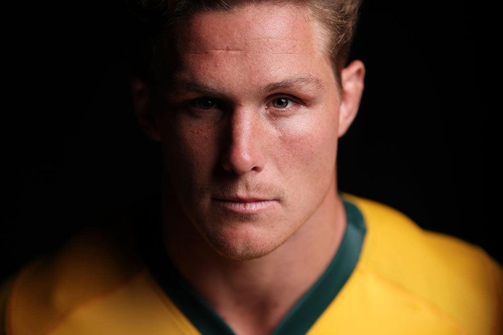 The Wallabies have unveiled their new jersey. Photo: Getty Images