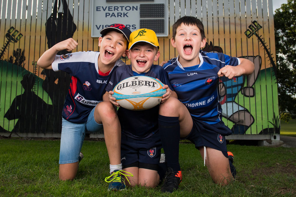 Clubs will have more armory to help raise money for projects in 2019. Photo: RUGBY.com.au/Stuart Walmsley