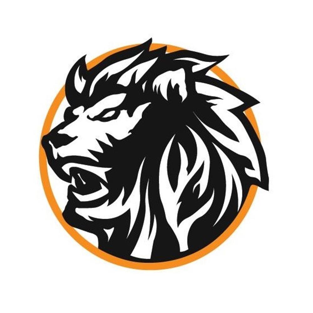 Hutchins Lions Crest