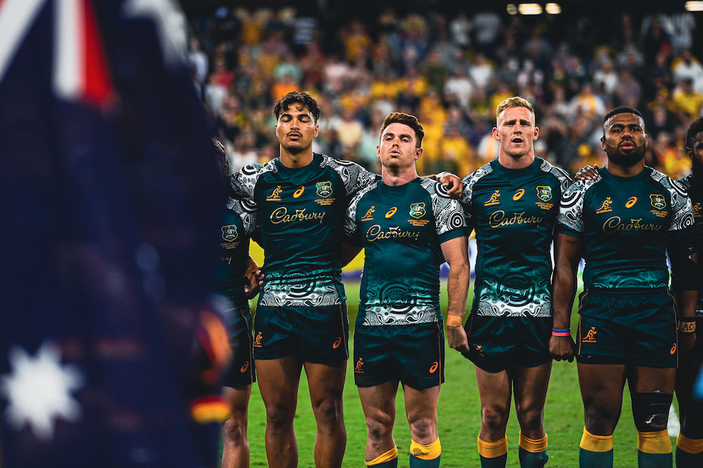 Six Melbourne Rebels would take part in a memorable TRC campaign.