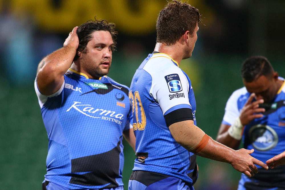 Anaru Rangi has been upgraded to a full Super Rugby contract. Photo: Getty Images