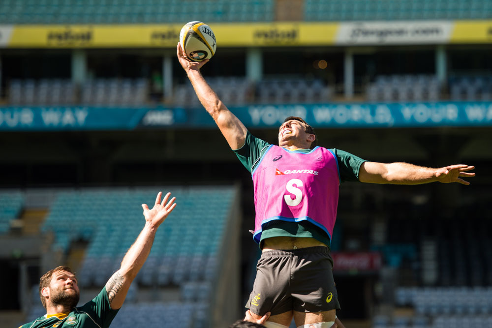 Dean Mumm has been a standout statistically in recent weeks. Photo: ARU Media/Stu Walmsley