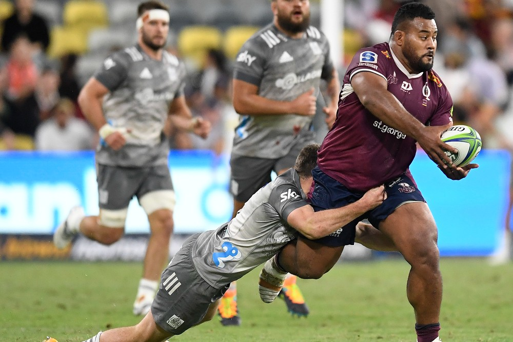 SANZAAR have announced the creation of Super Rugby Pacific. Photo: Getty Images
