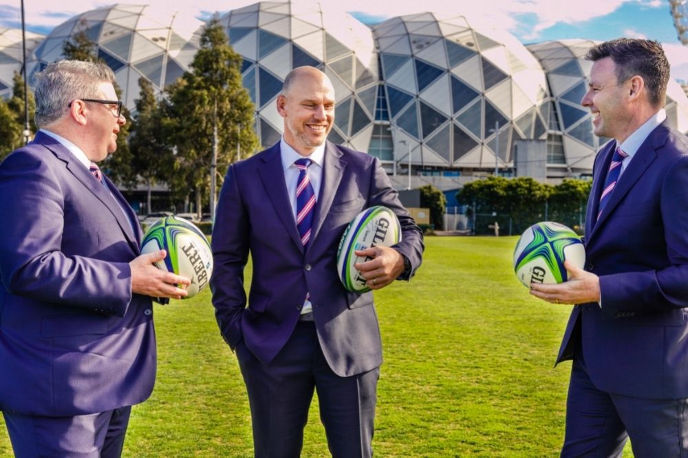Kevin Foote has tonight been officially named Head Coach of the Melbourne Rebels.