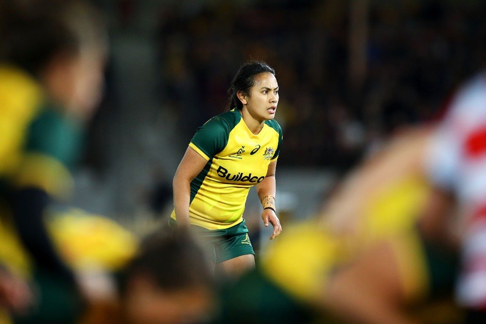 Wallaroo Trilleen Pomare has been confirmed Western Force captain. Photo: Getty Images