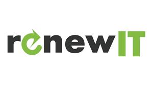 Renew IT website logo