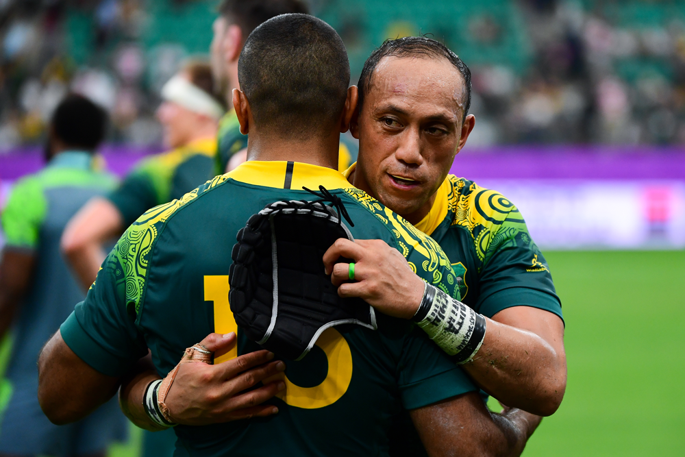 Christian Lealiifano has been nominated for a Laureus Sports Award. Photo: RUGBY.com.au/Stuart Walmsley