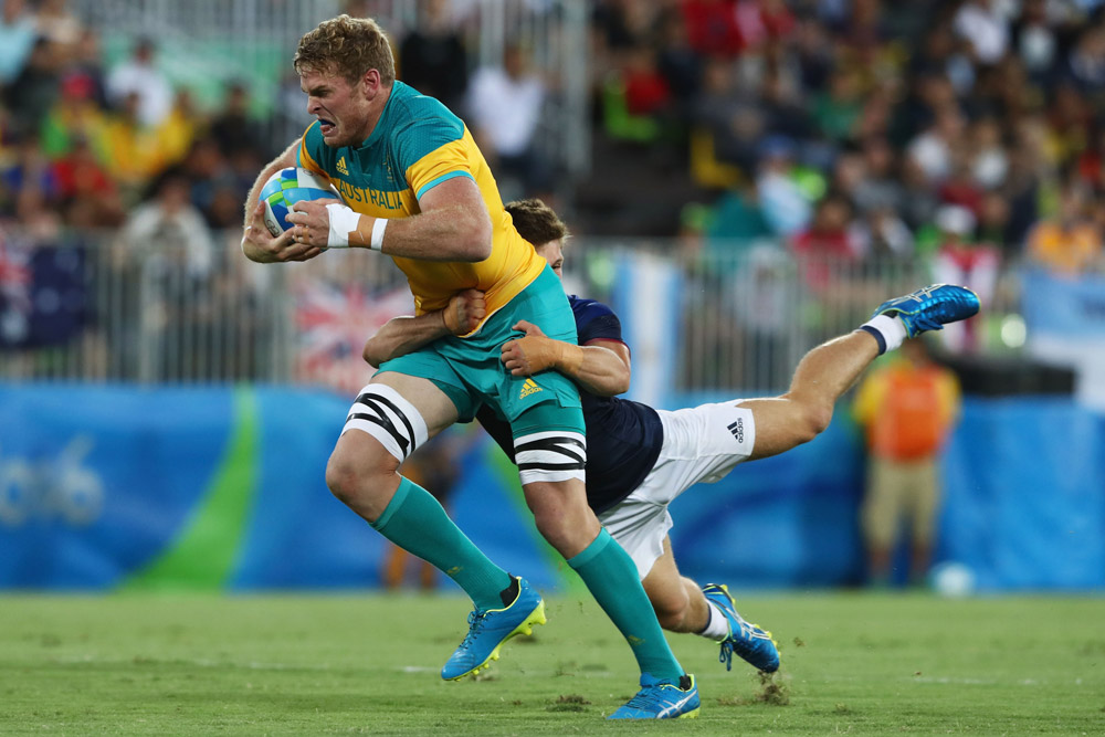 Tom Cusack will play for the Brumbies next year. Photo: Getty Images