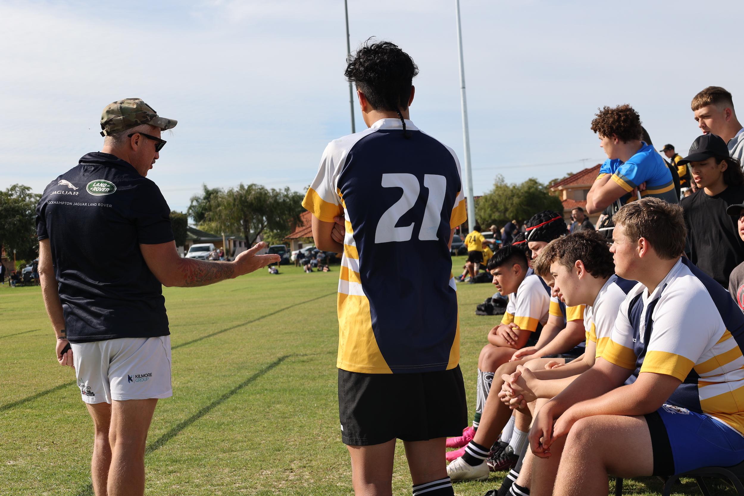 U15 Coaching