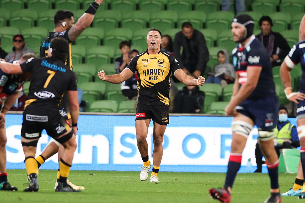 The Western Force have thrown the 2021 season wide open | Getty Images