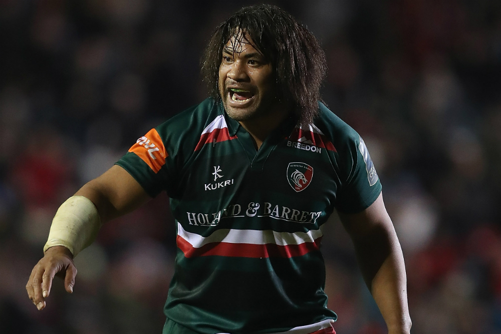 Tatafu Polota-Nau made his Leicester debut last week. Photo: Getty Images