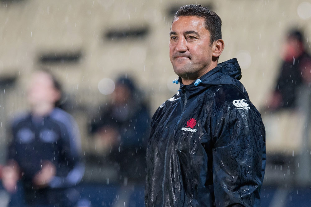 Daryl Gibson says rain shouldn't change the Waratahs approach. Photo: Getty Images