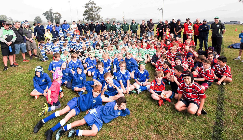NSW Juniors Kids