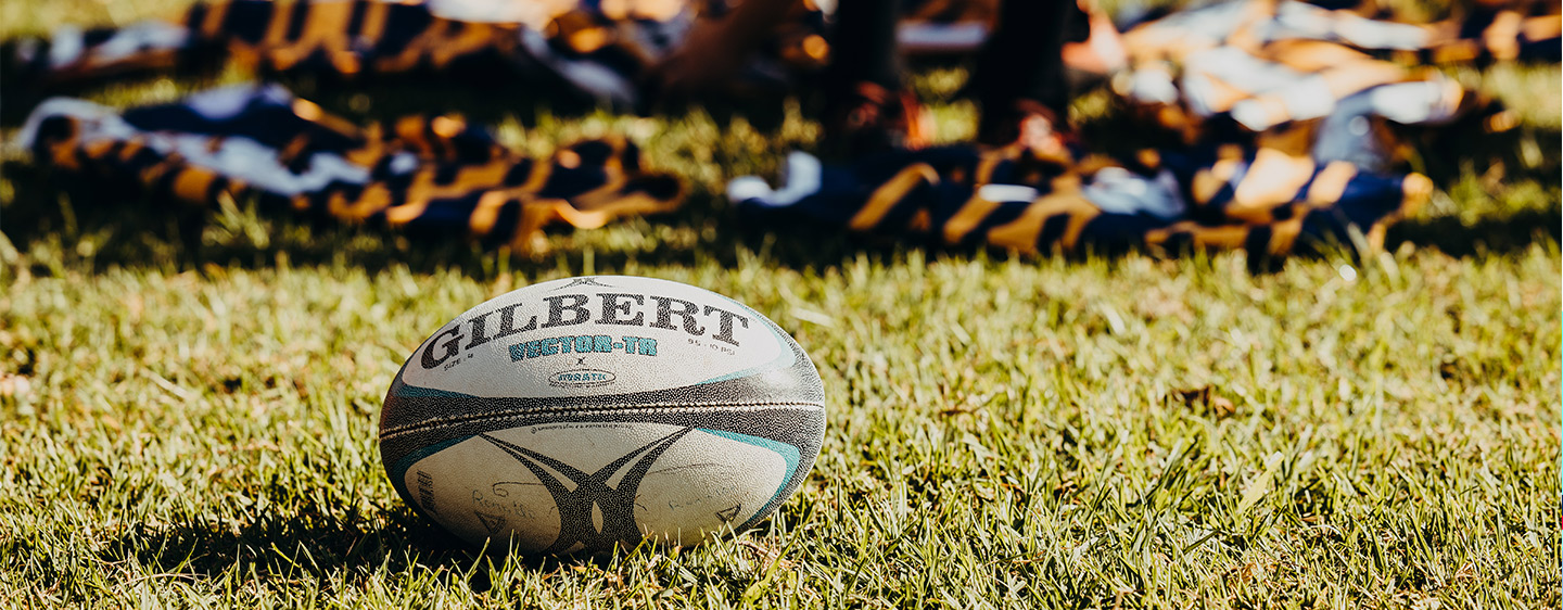 Old Rugby Ball