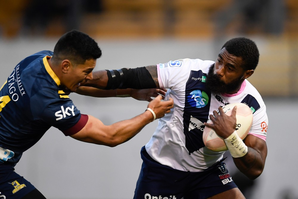 The Rebels have officially confirmed Marika Koroibete's departure from the club. Photo: Getty Images