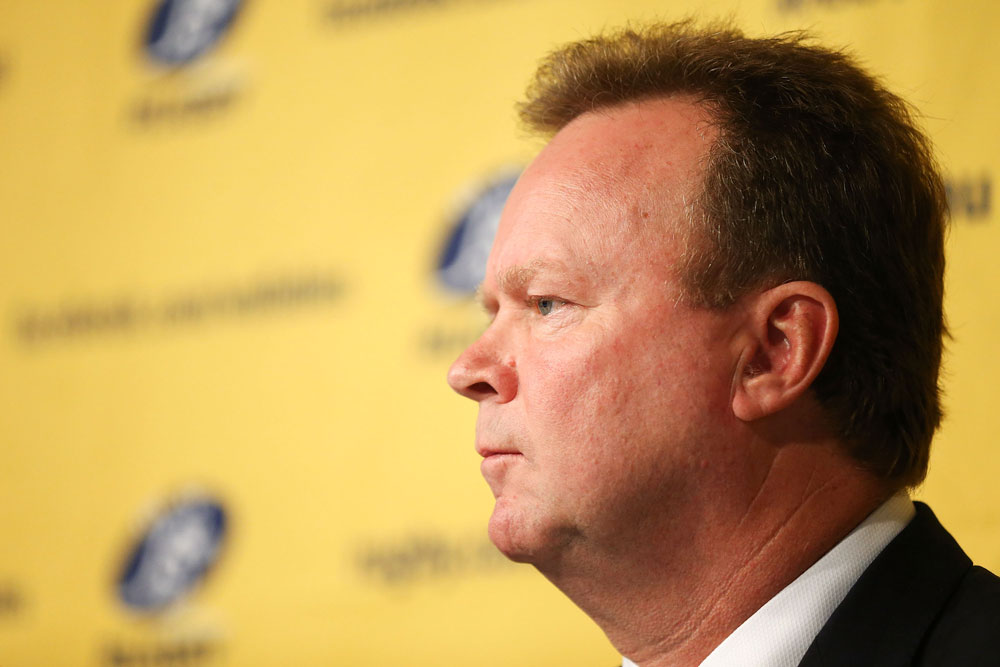 Bill Pulver will step down imminently. Photo: Getty Images