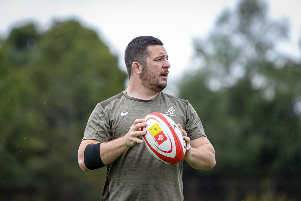 Connal McInerney reflects after earning a dream Wallabies call-up. Photo: Andrew Phan/Wallabies Media