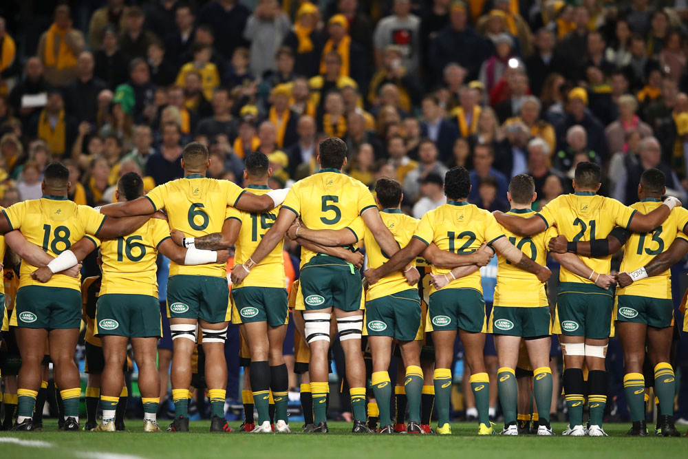 World Rugby has shelved plans for a Nations Championship tournament. Photo: RUGBY.com.au/Stuart Walmsley