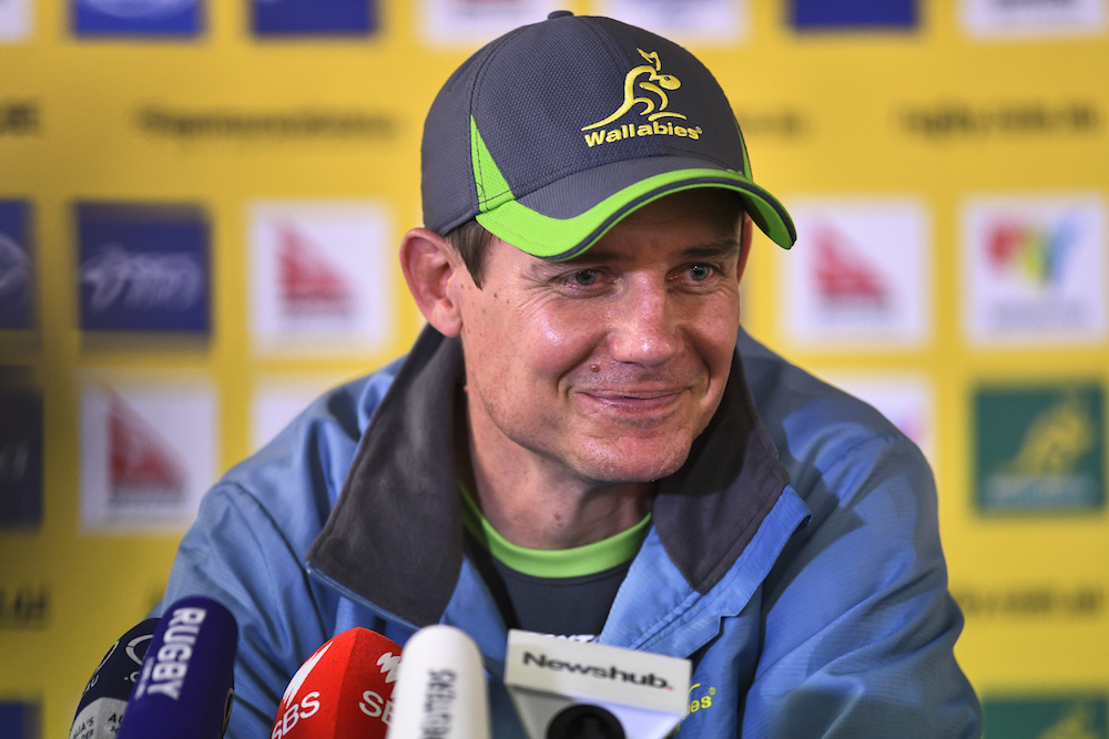 Sio endorses Wallabies Assistant and Brumbies Head Coach's decision. Photo: Getty Images